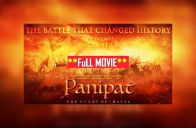 panipat full movie watch online